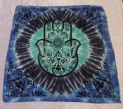 Hand of Fatima Cotton Altar Cloth